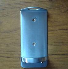 Stainless Steel Soap Dispenser for Tub Range Montague Lloyd Fits 400ml Bottle