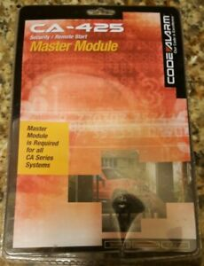 Code Alarm Security/Remote Start Master Module CA-425 - New/Sealed
