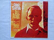 Frank Sinatra All Alone Reprise FS-1007 Reissue Two-Tone Label 1-G/1-J Press EX