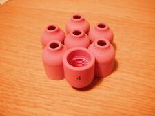 PARWELD GAS LENS CUP ¼  x7 Pieces
