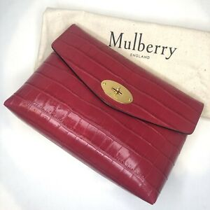mulberry Pink Cosmetic Bag #4576/18 A CB