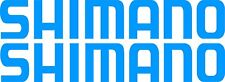 Shimano Stickers 2 x 800 mm x 135 mm Quality Marine Grade Material.