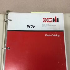 Case Ih 1470 Parts Manual Catalog Book Tractor Traction King Guide List D1110