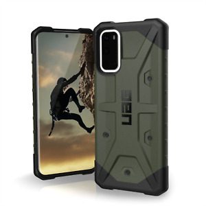Case UAG Pathfinder for Samsung Galaxy S20 - olive GREEN - 211977117272