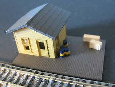 SMALL TOWN DEPOT - N-350 - N Scale by Randy Brown