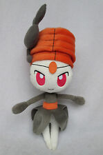 "Takara Tomy 2012 Pokemon center Plush TOY Doll - Meloetta Pirouette 10"" NEW"