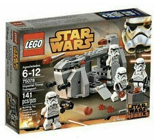 New Lego Star Wars 75078 Imperial Troop Transport New Sealed Box Authentic