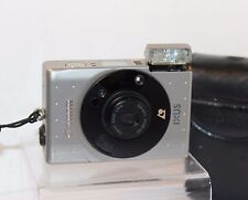 GEORGEOUS LITTLE CANON IXUS , METAL BODY 24-48mm ZOOM, FULL WORKING ORDER (654)