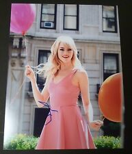 """EMMA STONE Authentic Hand-Signed """"Super Cute"""" 11x14 photo (Spider-Man) (PROOF)"""