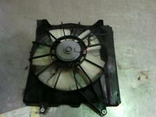 HONDA ACCORD RADIATOR FAN, 2.4, 8TH GEN, EURO (VIN JHMCU...), 06/08- 08 09 10 11