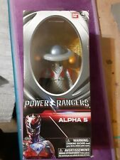 Power Rangers ALPHA 5 Figure Saban's Power Rangers Bandai Figure *NEW*
