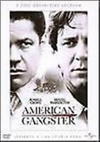 American Gangster  3 DVD Cofanetto Limited edition NUOVO