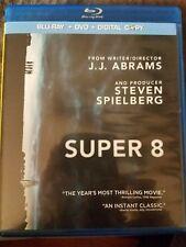 Super 8 (Blu-ray/DVD, 2011, 2-Disc Set)