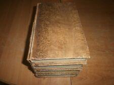 précis de l histoire ancienne d'après Rollin en 4 volumes en 1811 (81)