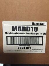 Modulating Automatic Round Damper, Honeywell, MARD10
