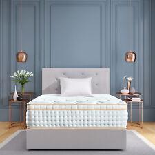 BedStory 10 Inch Gel Infused Memory Foam Hybrid Mattress Twin Full Queen King US