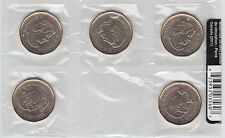 2011 Parks Dollar Canada Circulation 5-coin Set