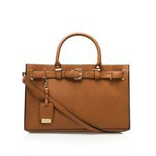 Brand New Kurt Geiger Carvela Belted Tote Women's Brown Tan Large Bag RRP £85