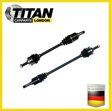 FOR CITROEN SAXO AX PEUGEOT 106 DRIVESHAFT LEFT AND RIGHT SIDE CV JOINT