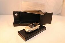 Schuco Volkswagen The Beetle Cabriolet perfect mint in dealer box 1:43