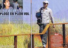 Coupure de presse Clipping 2007 Jean-Luc Delarue   (6 pages)