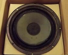 Vintage Working 10 Inch KLH Speaker, Woofer W/ Square Magnet, Original