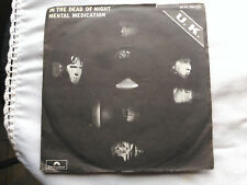 SINGLE (UK) U.K. - IN THE DEAD OF NIGHT - POLYDOR SPAIN 1978 G+/VG+