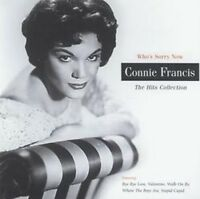 Connie Francis - Hits Collection (NEW CD)