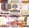 Guinea 1000 Francs 2017 , UNC , P-48b