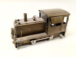 Brass industrial diesel switcher Westside DRGW NARROW gauge HOn3 DC Critter
