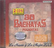 Aventura Antony Santos Andy Andy 30 De Bachata Pegaditas 2CD New Sealed