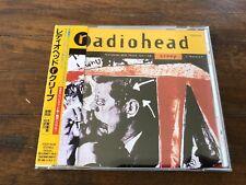 RADIOHEAD - Creep Japanese CD EP with OBI *RARE*