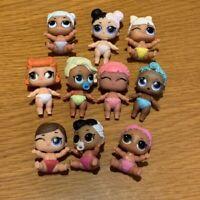 Random Lot 5 pcs LOL SURPRISE LIL LITTLE SISTER Series 3 4 Doll Toys girl Gift