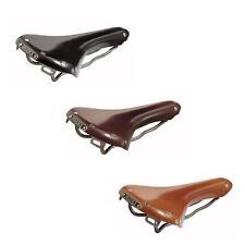 Brooks b15 Swallow Titanium Core Leather Saddle Titanium unique Honey Black Brown