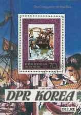 Timbre Bateaux Corée BF 2031 o réf. Stampworld lot 14135