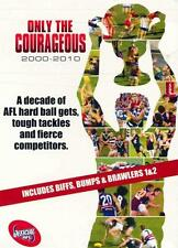 G17 BRAND NEW SEALED Only the Courageous Biffs Bumps & Brawlers 2000-2010 (DVD)