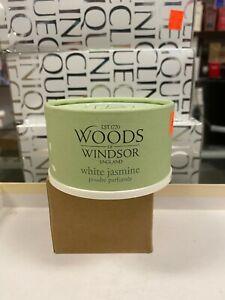 Woods of Windsor White Jasmine Dusting Body Powder (3.5 fl oz)