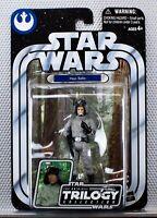 "STAR WARS Han Solo 3.75"" Figure OTC Original Trilogy ROTJ Endor #35 2004 NEW"