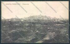 Chieti Castel Frentano cartolina ZB2909