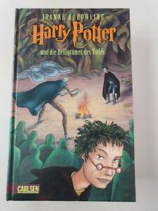 Harry Potter und die Heiligtümer des Todes - gebundene Ausgabe