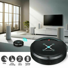 Self Navigated Smart Cleaner Robot Vacuum Rechargeable Auto Sweeper Edge Home UK