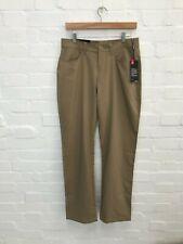 Under Armour UA Men's Tech Golf Pants Trousers - 34/32 - Beige - New
