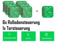 Zamel SBW-01, SRW-01 SUPLA Rolladensteuerung Torsteuerung Wi-Fi Smart Home App