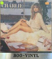 Charlie Lines vinyl LP album record UK 2383487 POLYDOR 1978 Ex Con