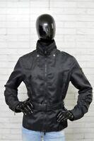 Giacca REFRIGIWEAR Donna Taglia Size XL Jacket Woman Nero Black con Cintura