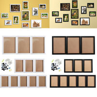 11Pcs Wall Hanging Photo Frame Set Family Picture Display Modern Art Home Decor