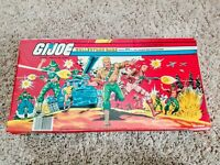 Vintage 1984 GI Joe ARAH Tara Toys 40900 - 24 Figure Collectors Case - Fast Ship
