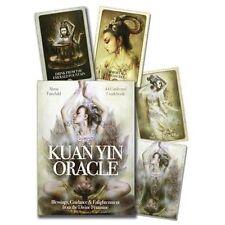 Kuan Yin Oracle: By Lo Scarabeo