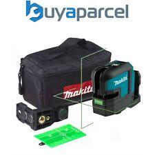Makita SK105GDZ 12v Cxt Verde Auto Nivelamento Cruz nível de linha laser-Somente O Corpo