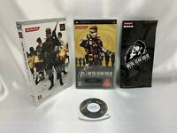 Sony PSP Japan Metal Gear Solid Portable OPS 20th Anniversary from Japan